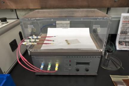 salle de projection/identification/transfert